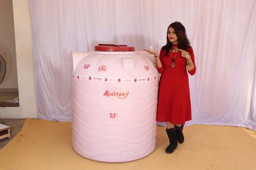 500 litre pvc water tank