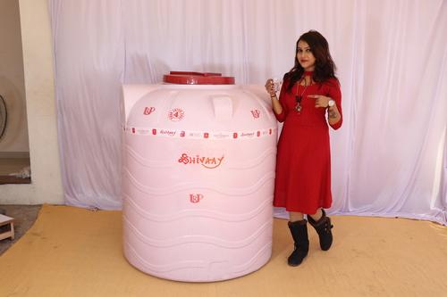 750 litre pvc water tank