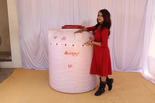 5000 litre plastic water tank