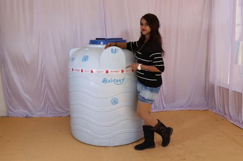 500 litre plastic water storage tank