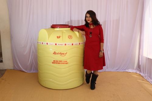 750 litre pvc water storage tank