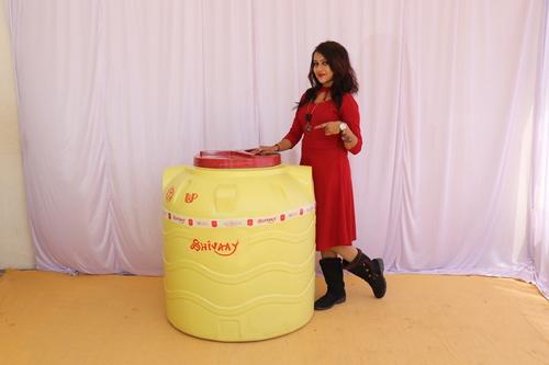 300 litre pvc water storage tank