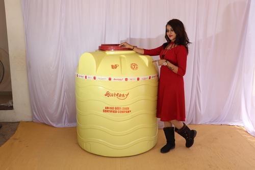 1500 litre pvc water storage tank