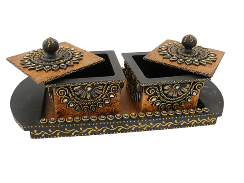 Dry Fruit Box With Tray