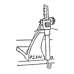 Hook Gauge Or Pointer Gauge