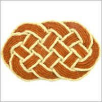 Twisted Coir Rope Doormat