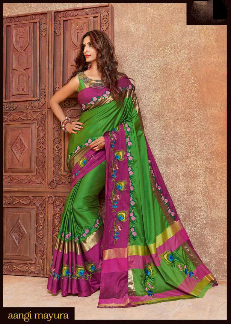 Exclusive Fancy New Style Saree