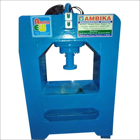 Fly Ash Press Machine