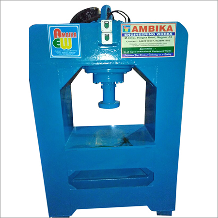 Fly Ash Press Machine
