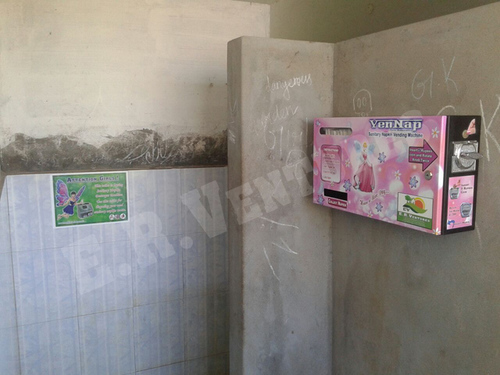 Sanitary Napkin Dispenser machines