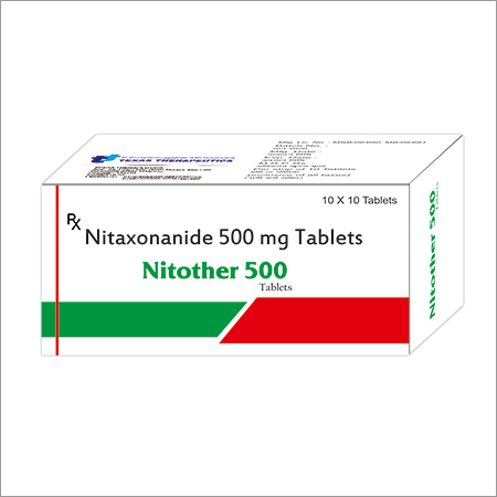 Nitother Tablets 500