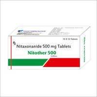 Nitaxonanide Tablets 500