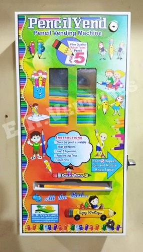 Coin Operated Pencil Vending machines