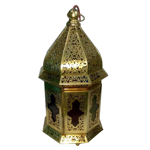 Tabletop Arabian Moroccan Lamp