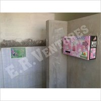 Sanitary Napkin Vending Machine - VenNap (Semi Automatic)