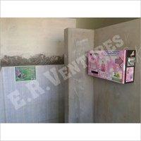 Sanitary Napkin Vending Machine - VenNap (Semi Automatic)