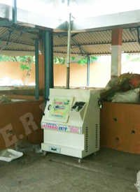 Sanitary Napkin and General Dry Waste Incinerator