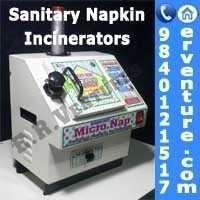 Home use Sanitary Napkin Incinerator Machines