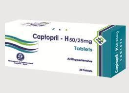 Captopril & Hydrochlorothiazide