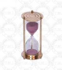 Nautical brass Sand Timer (3 Min)