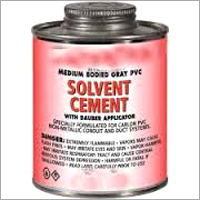 industrial PVC Solvent Cement