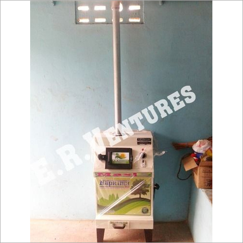 Sanitary Napkin Destroyers for Bulk waste