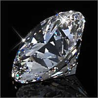 Real Natural Round Cut Loose Diamond