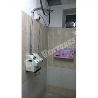 House Hold Sanitary Napkin Destroyer and incinerator machine