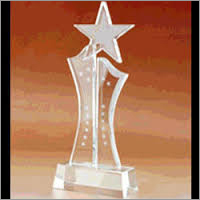 Acrylics Award Trophy