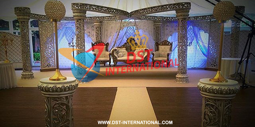 Exclusive Butterfly Mandap
