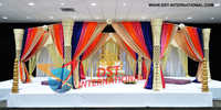 Wedding Open Mandap