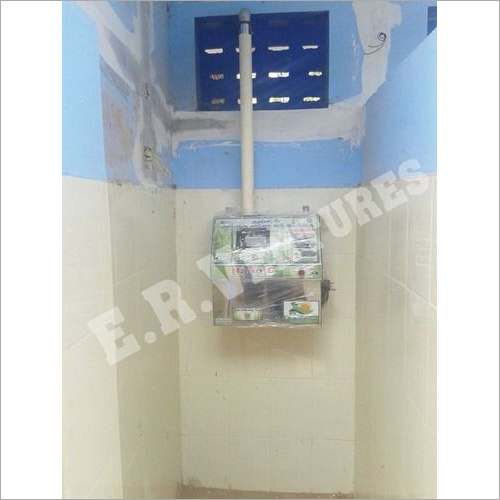 Sanitary Napkin Disposal Machines