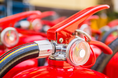 DCP Fire Extinguishers Refilling Services