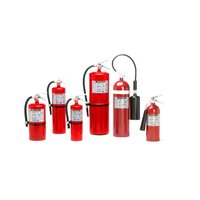 Refilling Of Water Co2 Type Fire Extinguishers