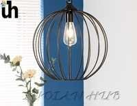 Hanging Lamp  Iron-Sphere