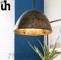 Hanging Lamp Iron Metalic