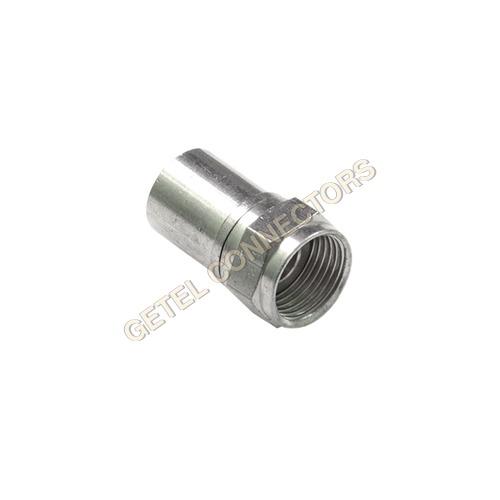 F Plug Crimp Type Barrel