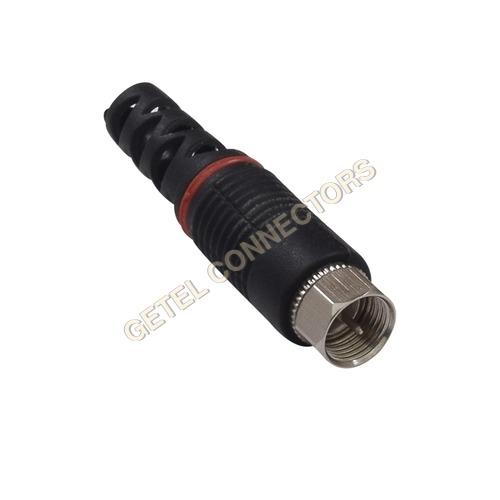 RF Plug DLX Plastic Cap