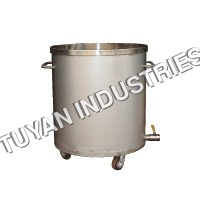 Mild Steel Tanks