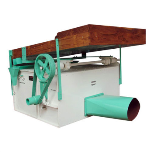 Husk Separators and Aspirator