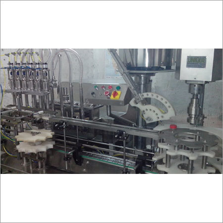 Industrial Filling Machines