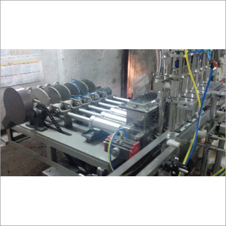 Vertical Mixer Machines