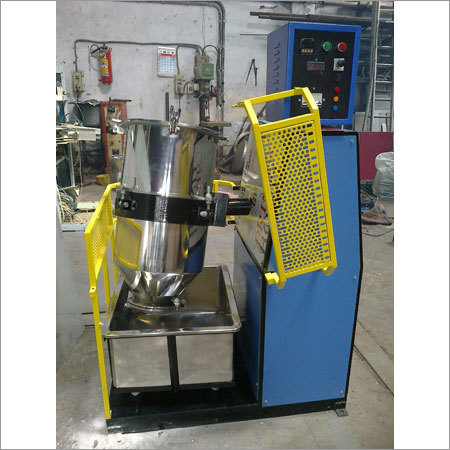 Dry Color Mixer Machine
