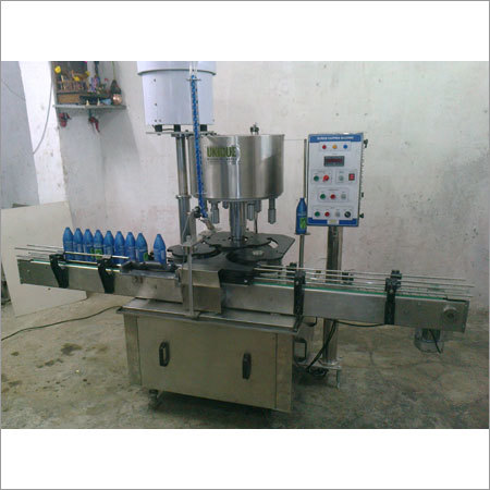 Six Head Capping Machine