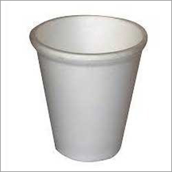 Disposable Thermocol White Glass