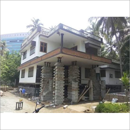 Multi Storey House Lifting Services