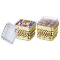 Jars Sets Petra Gold (2 Pc.)