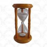 Marine Wooden Sand Timer (5 Min)