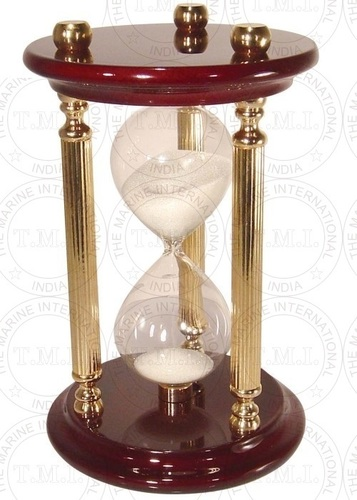 River City Clock - 15 Minute Sand Timer Hourglass
