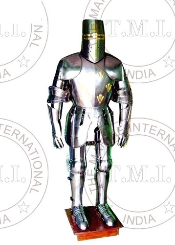 Medieval Knight Crusader Full Armour Suit